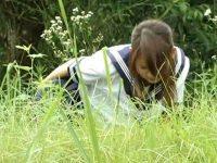 【無料エロ動画】 【アダルト動画】【野外オナニー隠撮動画】ド田舎の通学路歩く女子校生を背後から隠し撮り…草むらで自慰行為する変態ビッチww