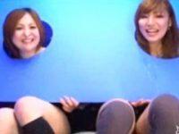 【エロ動画】 【アダルト動画】《S級素人企画》壁から顔をだしたGALの目の前でシコシコからの顔ぶっかけ!