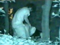 【エッチ動画】 【アダルト動画】《 隠し撮りムービー 》真夏の公園で深夜屋外SEXしてるシロウトバおっぱいルを赤外線隠し撮りしたった。。。。。