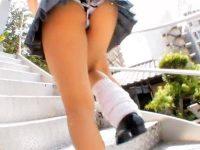 【エッチ動画】 【アダルト動画】【逆さ撮り隠撮動画】ビルの非常階段を登るギャル女子校生のエロい&#124相互オーラルセックス;テン生地パンツを隠し撮りww