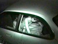 【アダルト動画】 【アダルト動画】《 盗み見movie 》人気ない駐車場で深夜カーエッチするドしろーとカップルを赤外線盗み見したった★★★★★