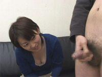 【無料エロ動画】 【アダルト動画】素朴な美女OL美香さんの人生初の4545鑑賞