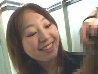 【アダルト動画】 【アダルト動画】キャッチした御姉さんに聴診器で男陰部の診察をお願い!