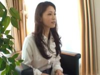 【白井ユリ】 【アダルト動画】アダルトビデオ応募でBBA新妻の白井ユリが艶っぽい声でよがる