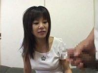 【H動画】 【アダルト動画】イクする瞬間を目を見開いて驚く関西弁のS級素人娘