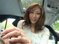 【エロ動画】 【アダルト動画】小町娘 妻が不倫旅で車内オーラルセックス抜き!!