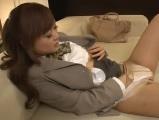 【無料エロ動画】 【アダルト動画】マグロねえさんと着衣SEX