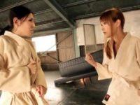 【滝川ソフィア】 【アダルト動画】二人の巨乳ファイターが協力しエッチで悪の組織に立ち向かう!!ティア 滝川ソフィア