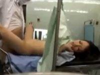 【無料エロ動画】 【アダルト動画】生理が来なくて悩むS級素人ぎゃるにまさかのワギナ内ぶっかけ治療する極悪産婦人科