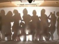 【H動画】 【アダルト動画】宴会場で4Pパーティー!人気エロムービー女優と行くおんせん旅が天国すぎる!