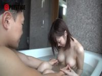 【鈴村あいり】 【アダルト動画】凄い美幼女の鈴村あいりが白昼のホテルで美BUSトを振り乱すガチンコハメ騎乗ファック