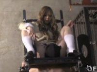 【アダルト動画】 【アダルト動画】満足するまで性奴隷にした男にクンニリングスさせる極悪ぎゃる学生