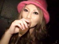 【エッチ動画】 【アダルト動画】アバズレGALがクラブで酔っ払い→会話であっさり4PSEX♪♪♪♪