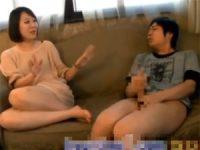 【エッチ動画】 【アダルト動画】唐突にのG行為鑑賞に戸惑う韓国のドしろーと娘