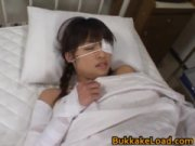 【エッチ動画】 【アダルト動画】大怪我をして入院してる女子高生にえっちないたずら!!