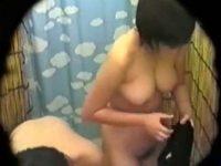 【アダルト動画】 【アダルト動画】【シャワー隠撮動画】海の家のシャワー室で巨乳&#3相互オーラルセックス42;ぎて水着が脱ぎにくそうな女子を隠しカメラ撮りww