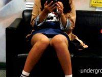 【アダルト動画】 【アダルト動画】【パンチラ隠撮動画】モデル事務所に所属しててもおかしくないレベルの可愛い女子が座りパンチラww
