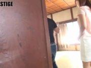 【エロ動画】 【アダルト動画】めちゃ美人な美女が古い家屋で調教されてのぺろぺろチオ奉仕★