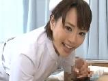 【H動画】 【アダルト動画】ここはピンサロ!!?病室でナース花びら大回転