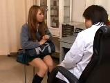 【エッチ動画】 【アダルト動画】悪徳産婦人科でイタズラされちゃったGAL系女子