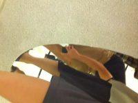 【アダルト動画】 【アダルト動画】模範生級のミニスカ小町娘 ショップスタッフを狙い撃ち!パンモロや胸チラを覗き見しまくりました!