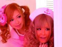 【H動画】 【アダルト動画】「わぁー★チ◯ポだぁ★」ちんぽこ愛してるヤリマンぎゃる二人組がエム男にビンタしながらハンドサービス!