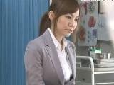 【無料エロ動画】 【アダルト動画】検診に来た小町娘 女性正社員に嫌がらせしたら欲情して痴女女られた医師