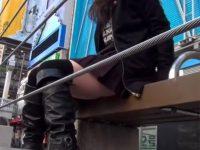 【無料エロ動画】 【アダルト動画】【パンチラ隠撮動画】大阪心斎橋の商店街で見か&#123相互フェラ;たミニスカ素人ギャルたちのパンツを次々隠し撮りww