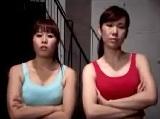 【エロ動画】 【アダルト動画】タッグチームキャットファイト