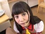 【エロ動画】 【アダルト動画】激カワカフェショップ店員がおしゃぶりしてくれるピンサロカフェ