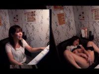 【エッチ動画】 【アダルト動画】外回り中のパイデカ女性スタッフが情欲に耐えきれずネカフェにIN♪指姦マスターベーションに喘ぐ姿を隠し撮りに成功♪