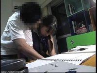 【アダルト動画】 【アダルト動画】制服姿の学生を調教する変質者派遣教師の様子を隠し撮り!!手技やまんこなめでウブなおまんこを弄り回す☆