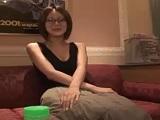 【H動画】 【アダルト動画】眼鏡女子と中だしH