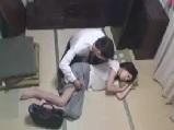 【エロ動画】 【アダルト動画】飲み物を買って来たら待ちくたびれて寝ていた女子に欲情して・・・