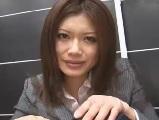 【H動画】 【アダルト動画】会社レディのノーハンドぺろぺろ