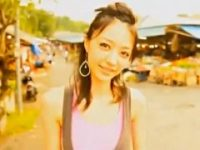 【アダルト動画】 【アダルト動画】大阪出身のグラビア美人モデル『逢沢りな』のセクシーと可愛さたっぷりなイメージビデオ