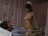 【エロ動画】 【アダルト動画】情慾に餓えた研修中の白衣の天使が欲求不満な男性入院患者とSEX2