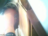 【H動画】 【アダルト動画】めんこい美足ユニフォームGAL達を狙い、ミニスカの中身を逆さ撮り盗み見!めんこいパンティをください!!!