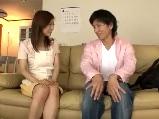 【エロ動画】 【アダルト動画】受験の為上京した甥がえろい叔母さんとえっち