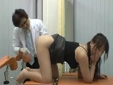 【H動画】 【アダルト動画】産婦人科で不快診察されてハメられちゃった既婚者