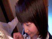 【無料エロ動画】 【アダルト動画】【JCロリ動画】パパにいってらっしゃいのフェラをしてあげる童顔美少女が朝から精子ごっくんしちゃう
