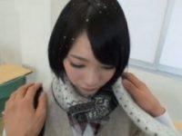 【鈴村あいり】 【アダルト動画】学院の連れにお願いされると断れずHしてしまうSクラス美ガールな女子高生 鈴村あいり