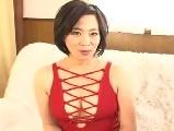 【エッチ動画】 【アダルト動画】エロエロな服を着た五十代BBAのエッチ