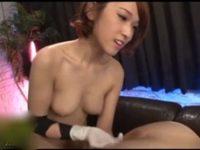 【H動画】 【アダルト動画】美ヒップ軽女の指姦で男潮雌イキ!!!椎名そら