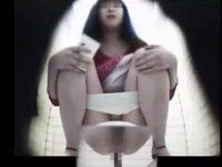 【無料エロ動画】 【アダルト動画】【 隠し撮りmovie 】和式WCでチャーミングおなご達が太いウンコする姿を神アングルで隠し撮り★★★