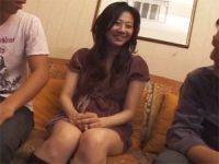 【エッチ動画】 【アダルト動画】Wちんぽここの4545をおかずにマスターベーションする中年女性