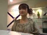 【エッチ動画】 【アダルト動画】エステサロン店でイカされちゃった爆乳新妻