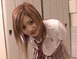 【エロ動画】 【アダルト動画】自家発電 する女子生徒を覗き見していたら気付かれて・・・