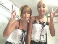 【桜りお】 【アダルト動画】RUMIKA✕桜りお オーガズム屋台でホットドッグを売る黒GALコンビがイキまくり!