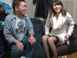【H動画】 【アダルト動画】艶っぽいな格好をしたケダモノ な女お姉様がシロウト男性のマイホームへ出張SEX